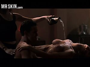 super hot Celebs Pop Champaign And Get drilled