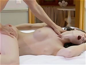sensual lovemaking with Lovenia Lux