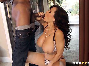hotwife wifey Lisa Ann bi-racial boink