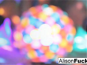 fabulous immense titted disco ball honey