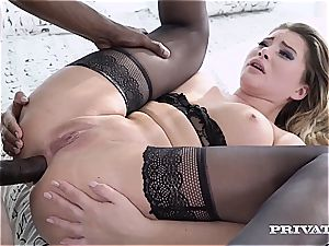 interracial rectal Session With Anna Polina