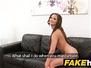 fake Agent excellent bod screwed on the casting couch