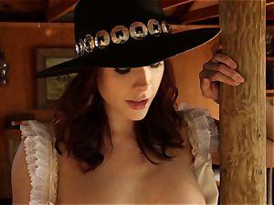 Chanel Preston naughty west snatch service