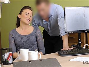 LOAN4K. What can be better for woman than passionate fucky-fucky for cash