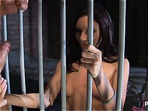 tough suck sessions in prison