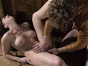Spoiled pt two Chanel Preston gets her super hot puss handled