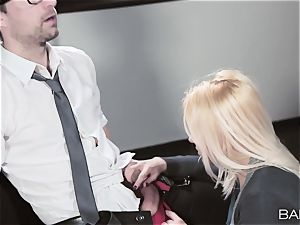 secretary Lola Taylor boinks her colleague after hours