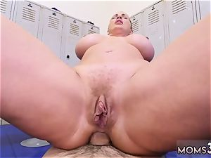 mother steaming spring superior milf Gets A internal ejaculation After rectal orgy