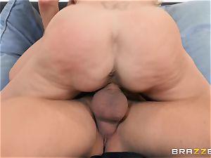 Brandi enjoy romped in her moist slit