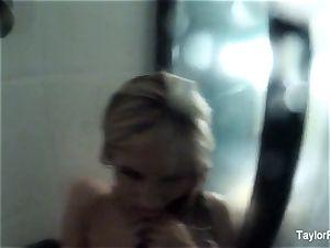 Taylor Vixen girly-girl shower