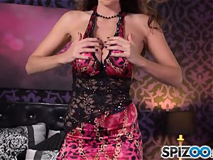 Spizoo-Watch Alison Tyler banging a enormous dick hefty jugs