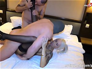 My dirty pastime - Anni-Angel group sex Einoelung