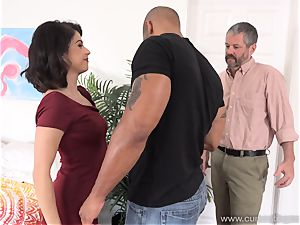 Penelope Reed Takes Dance and porking Lessons
