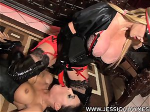 hoe Jessica Jaymes and Taylor Wane the mistress