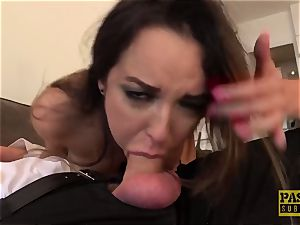 PASCALSSUBSLUTS - honey Francys Belle smashes assfuck male domination
