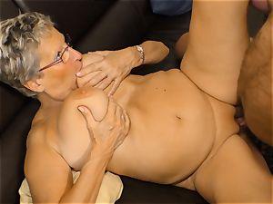 xxxOmas - Angelika J needs firm pink cigar - german porno