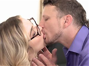 Specs attraction part 2 with insane tiny Blair Williams