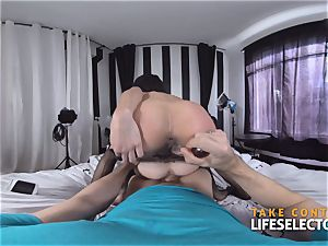 Piper and Holly - petite three way