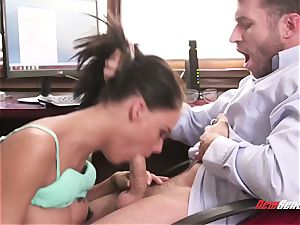 My beautiful big-chested wife Peta Jensen needs a daily penetrate