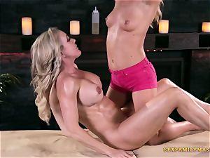 Carter Cruise and Brandi love in girly-girl porn
