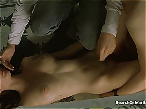 antsy Eva Green has large cupcakes and looks so uber-sexy nude