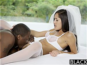 BLACKED gf Chloe Amours very first Time With A big black cock