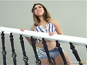 Melissa Moore gets scorching and muddy with the removal guy